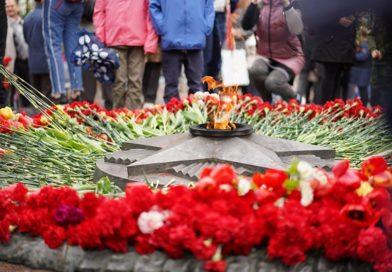 74-ую годовщину Дня Победы отметили в Клину 9 мая