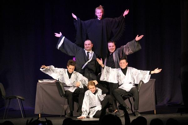 Народный молодежный театр «Летучая мышь» получил Гран-при фестиваля «Театральная вольница»