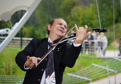 Концерт Владимира Михайлова