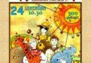 24 сентября Спектакль «Носорог и Жирафа» Московского театра кукол «Дуся» в клубе «Времена года» п.Чайковского