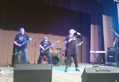 Завершился фестиваль «Рок-клумба»