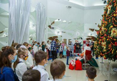 «Ёлка меценатов» прошла в музее «Клинское подворье» 14 января