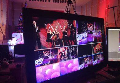 Клубные работники приняли участие в записи видеоверсии главного новогоднего концерта Клина